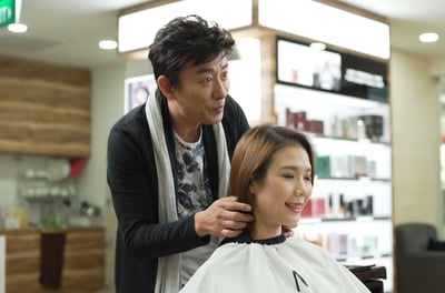 Apgujeong Hair Studio on A Class Above