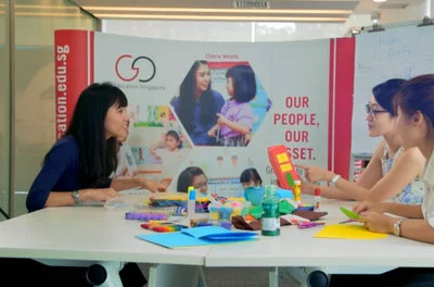 G8 Education on Bright Start Bright Sparks